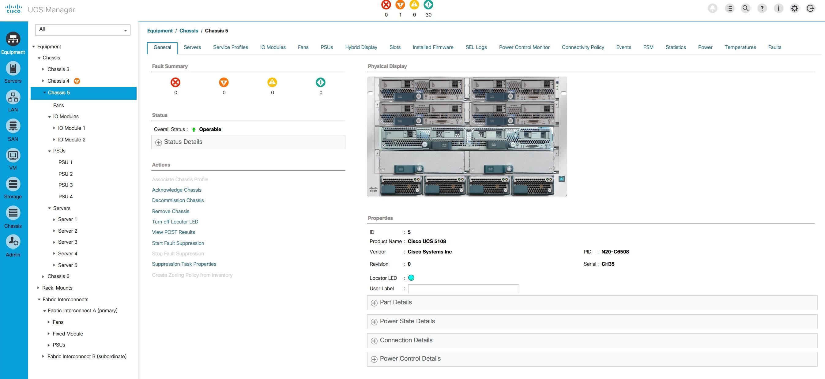 Cisco UCS Platform Emulator – UCSPE 3 1(2ePE1